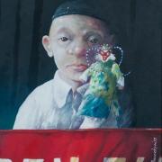 Chinese Poppenspeler