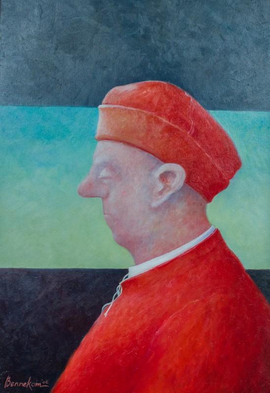 De rode bisschop