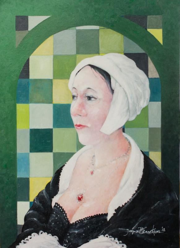 De vrouw van Hendrik ll